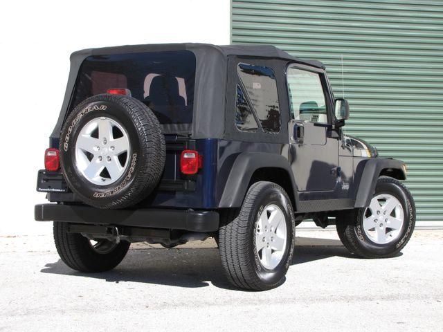 2004 Jeep Wrangler Rubicon Jacksonville , FL 37
