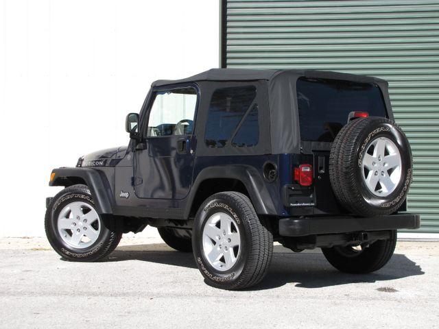 2004 Jeep Wrangler Rubicon Jacksonville , FL 36