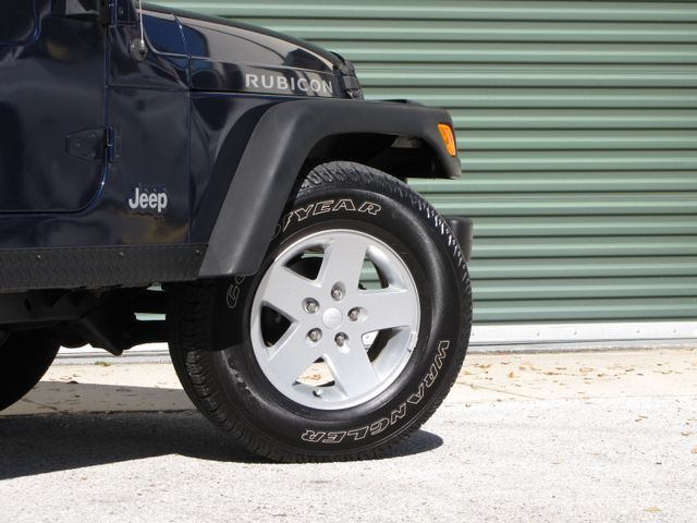 2004 Jeep Wrangler Rubicon Jacksonville , FL 4