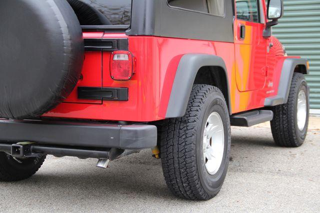 2004 Jeep Wrangler Unlimited Jacksonville , FL 25