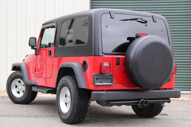 2004 Jeep Wrangler Unlimited Jacksonville , FL 2