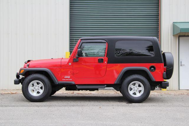 2004 Jeep Wrangler Unlimited Jacksonville , FL 9
