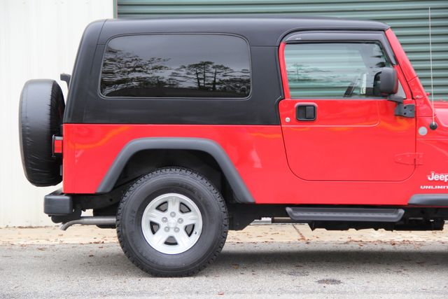 2004 Jeep Wrangler Unlimited Jacksonville , FL 14