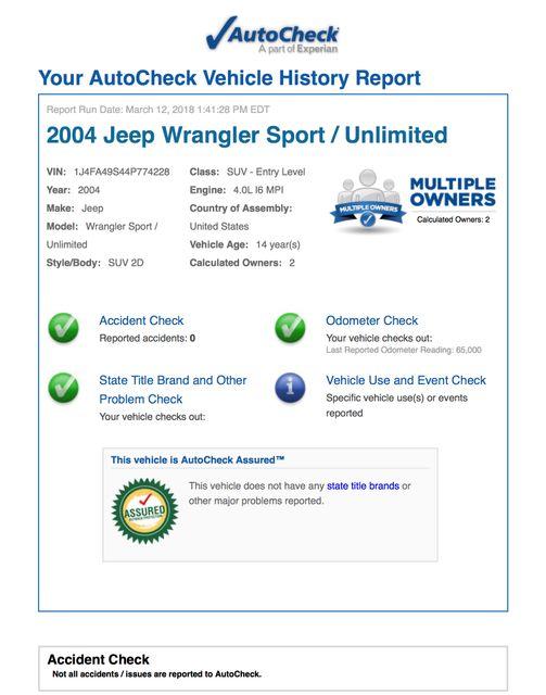 2004 Jeep Wrangler Unlimited LJ Jacksonville , FL 35