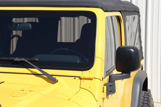 2004 Jeep Wrangler Unlimited LJ Jacksonville , FL 24