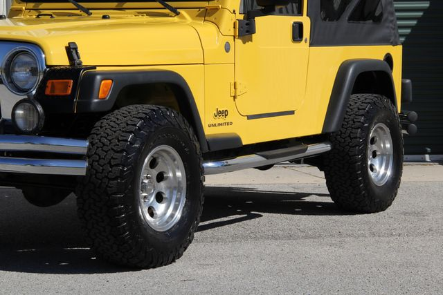 2004 Jeep Wrangler Unlimited LJ Jacksonville , FL 18