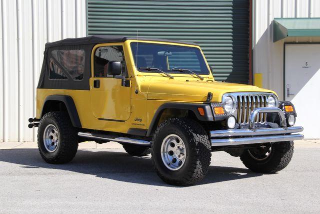 2004 Jeep Wrangler Unlimited LJ Jacksonville , FL 1
