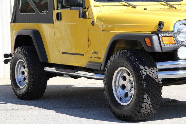 2004 Jeep Wrangler Unlimited LJ Jacksonville , FL 19