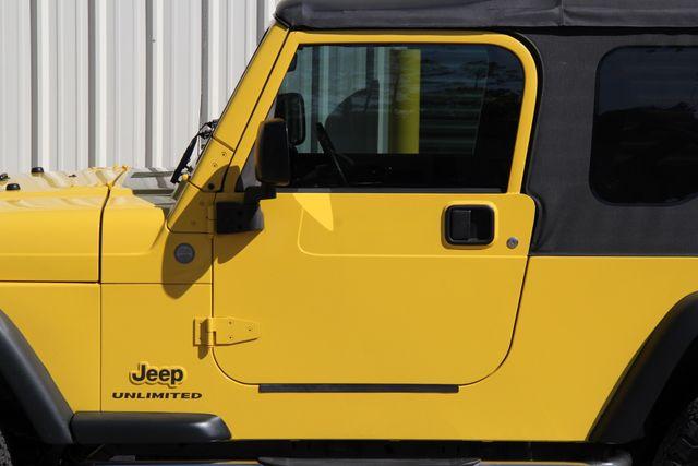 2004 Jeep Wrangler Unlimited LJ Jacksonville , FL 8