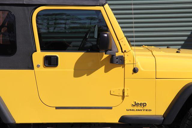 2004 Jeep Wrangler Unlimited LJ Jacksonville , FL 13