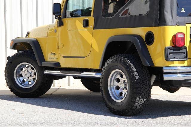 2004 Jeep Wrangler Unlimited LJ Jacksonville , FL 31