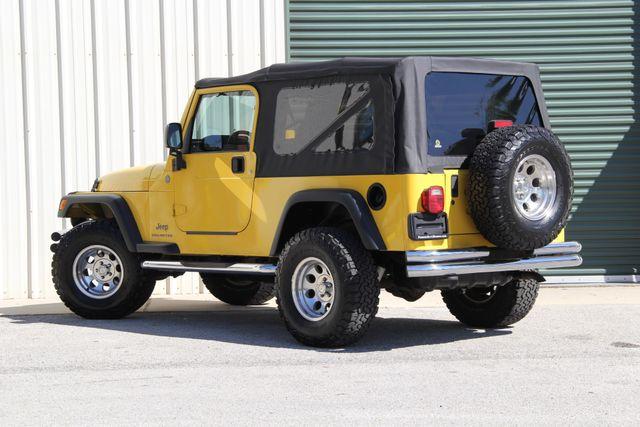 2004 Jeep Wrangler Unlimited LJ Jacksonville , FL 56