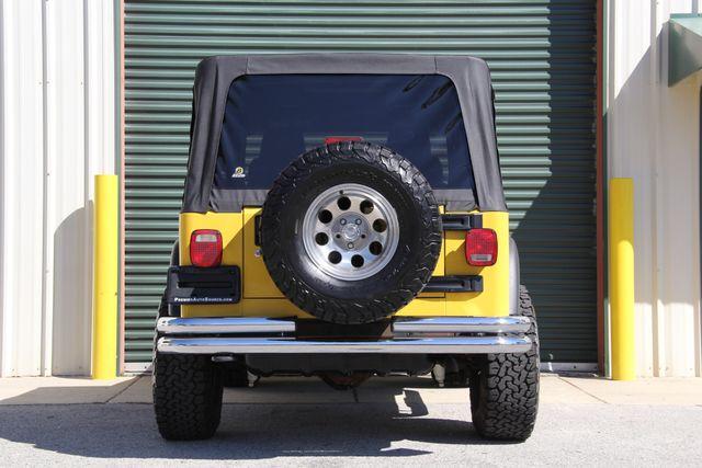 2004 Jeep Wrangler Unlimited LJ Jacksonville , FL 27