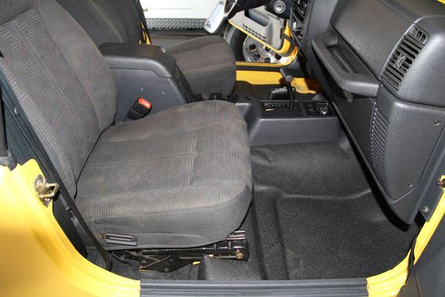 2004 Jeep Wrangler Unlimited LJ Jacksonville , FL 49