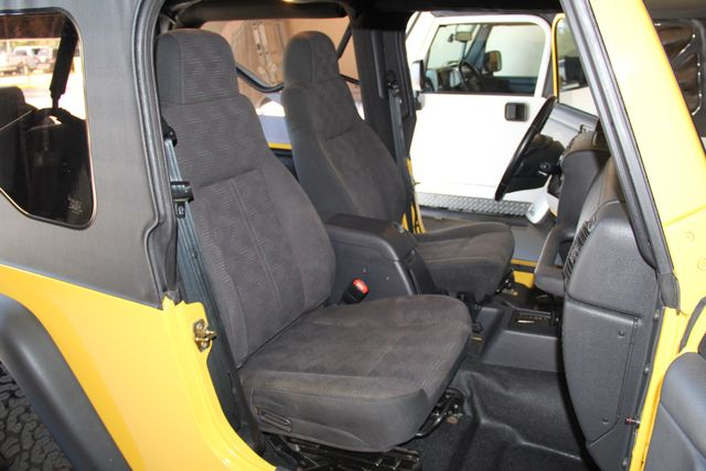 2004 Jeep Wrangler Unlimited LJ Jacksonville , FL 48