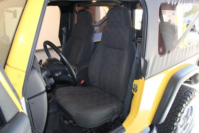 2004 Jeep Wrangler Unlimited LJ Jacksonville , FL 45