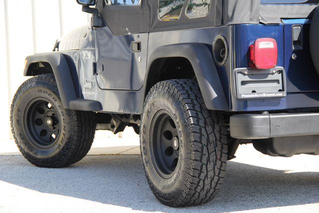 2004 Jeep Wrangler X Jacksonville , FL 24