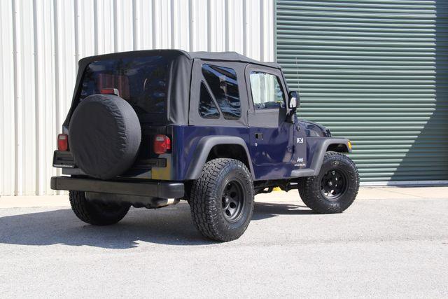 2004 Jeep Wrangler X Jacksonville , FL 47