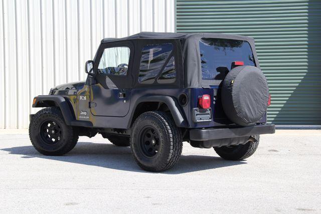 2004 Jeep Wrangler X Jacksonville , FL 2