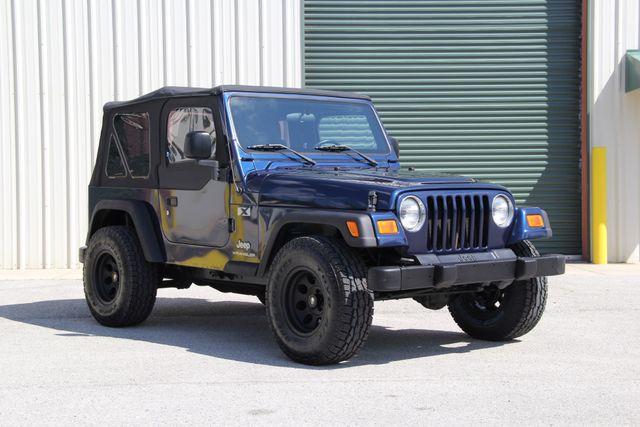 2004 Jeep Wrangler X Jacksonville , FL 1
