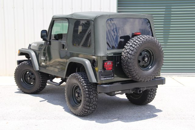 2004 Jeep Wrangler X WILLYS EDITION Jacksonville , FL 4