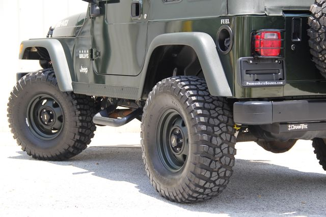 2004 Jeep Wrangler X WILLYS EDITION Jacksonville , FL 25
