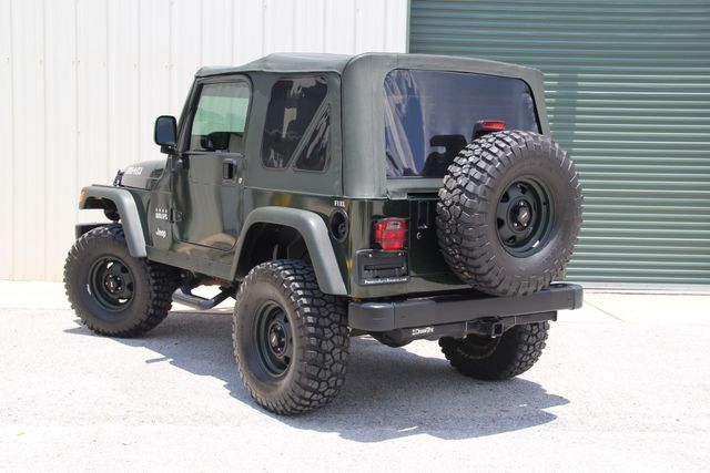 2004 Jeep Wrangler X WILLYS EDITION Jacksonville , FL 63