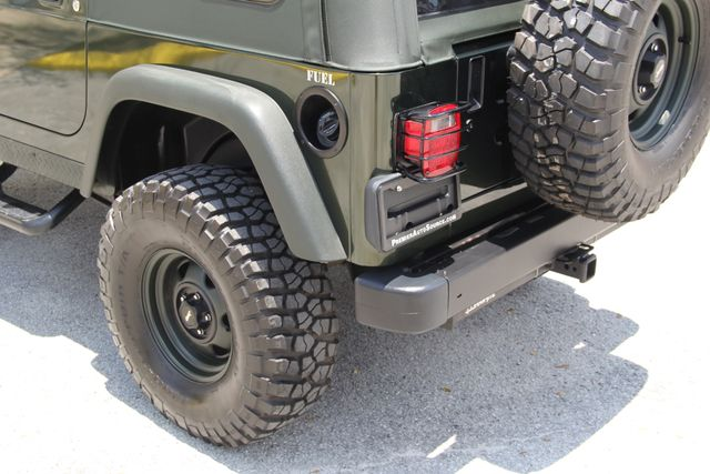 2004 Jeep Wrangler X WILLYS EDITION Jacksonville , FL 24