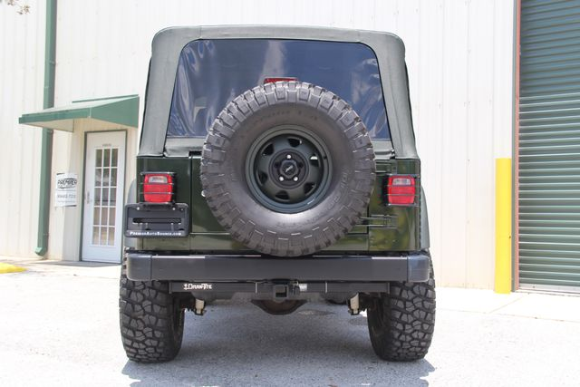 2004 Jeep Wrangler X WILLYS EDITION Jacksonville , FL 23