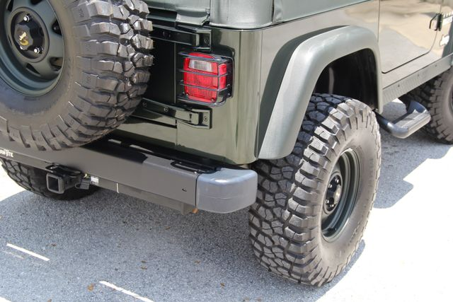 2004 Jeep Wrangler X WILLYS EDITION Jacksonville , FL 26
