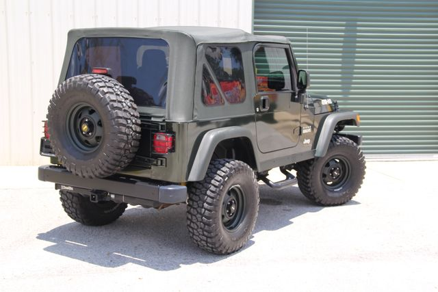 2004 Jeep Wrangler X WILLYS EDITION Jacksonville , FL 5