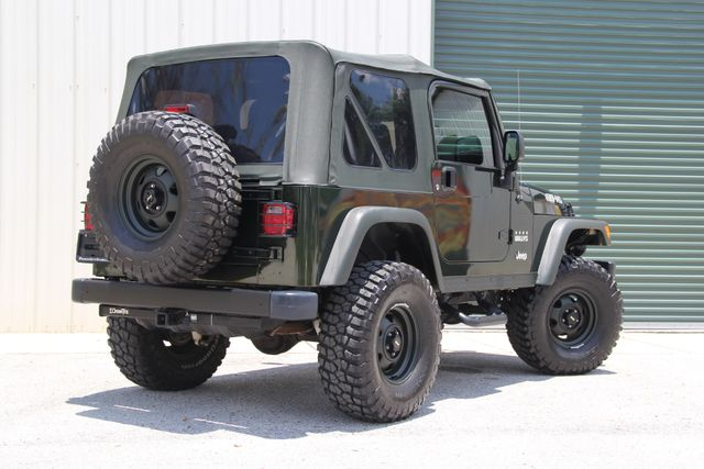 2004 Jeep Wrangler X WILLYS EDITION Jacksonville , FL 64