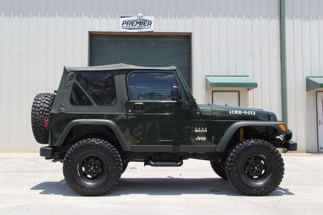 2004 Jeep Wrangler X WILLYS EDITION Jacksonville , FL 28