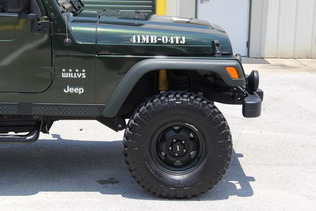 2004 Jeep Wrangler X WILLYS EDITION Jacksonville , FL 29