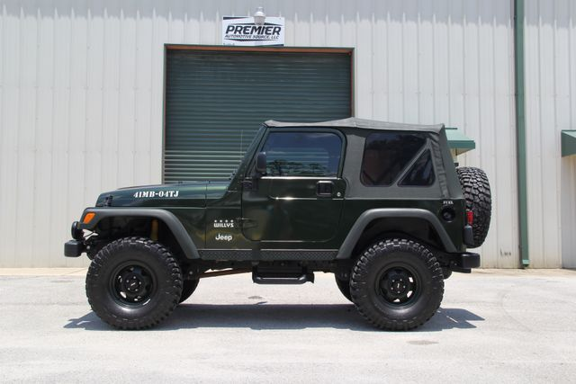 2004 Jeep Wrangler X WILLYS EDITION Jacksonville , FL 9