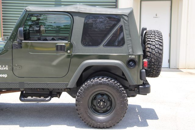 2004 Jeep Wrangler X WILLYS EDITION Jacksonville , FL 11