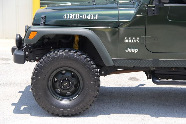 2004 Jeep Wrangler X WILLYS EDITION Jacksonville , FL 10