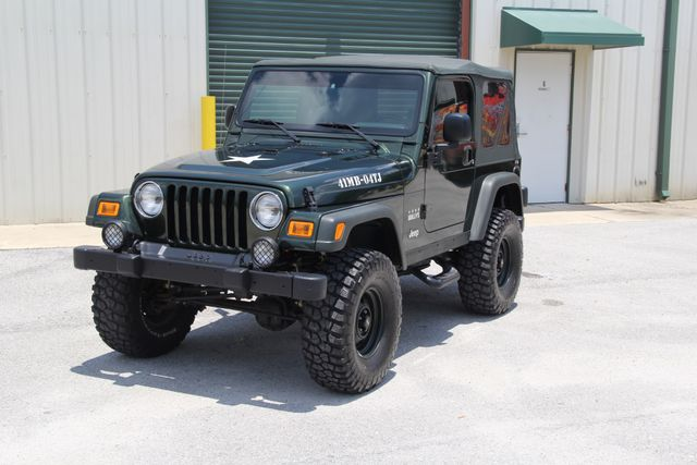 2004 Jeep Wrangler X WILLYS EDITION Jacksonville , FL 1