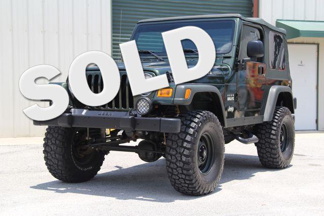 2004 Jeep Wrangler X WILLYS EDITION