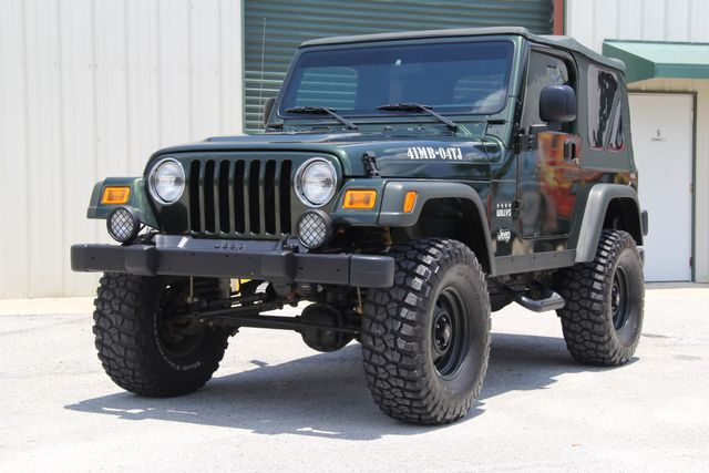 2004 Jeep Wrangler X WILLYS EDITION Jacksonville , FL 61