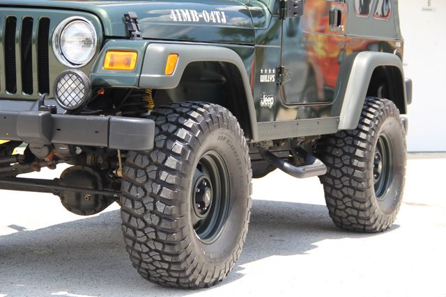 2004 Jeep Wrangler X WILLYS EDITION Jacksonville , FL 14