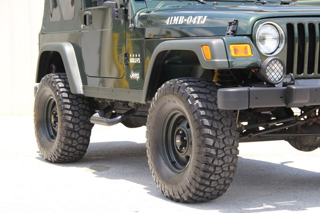 2004 Jeep Wrangler X WILLYS EDITION Jacksonville , FL 15