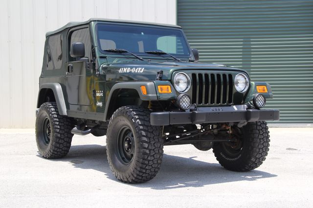 2004 Jeep Wrangler X WILLYS EDITION Jacksonville , FL 62