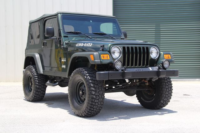 2004 Jeep Wrangler X WILLYS EDITION Jacksonville , FL 2