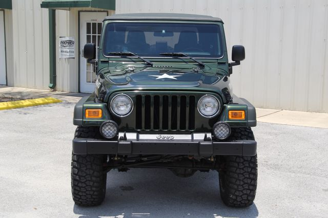 2004 Jeep Wrangler X WILLYS EDITION Jacksonville , FL 13