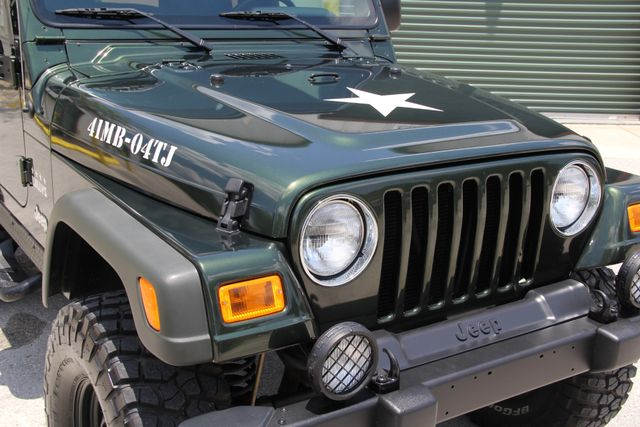 2004 Jeep Wrangler X WILLYS EDITION Jacksonville , FL 21