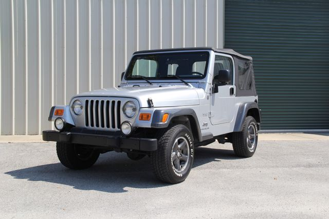 2004 Jeep Wrangler X COLUMBIA EDITION Jacksonville , FL 0