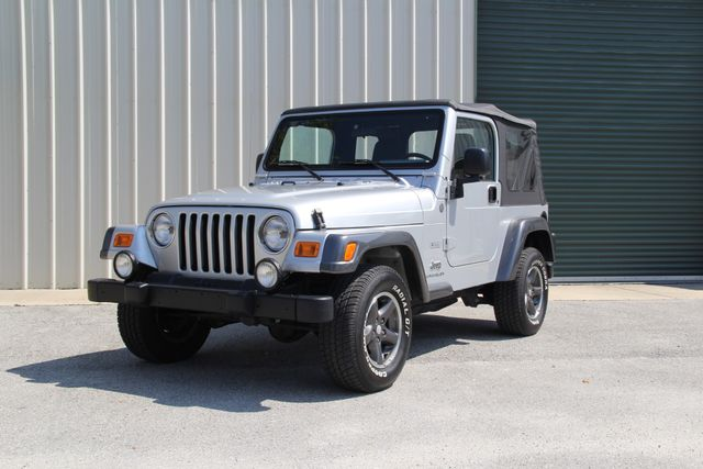 2004 Jeep Wrangler X COLUMBIA EDITION Jacksonville , FL 61