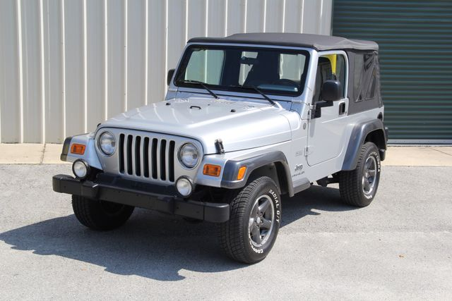 2004 Jeep Wrangler X COLUMBIA EDITION Jacksonville , FL 1