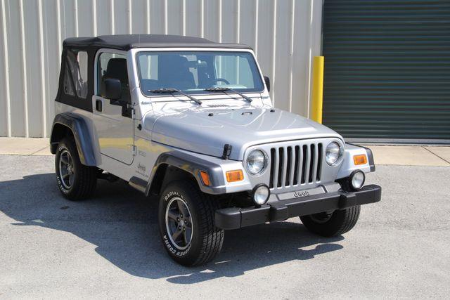2004 Jeep Wrangler X COLUMBIA EDITION Jacksonville , FL 3